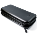 Keytools Smartpen Deluxe Carrying Case Black. Handy zippered case protects and organizes your Livescribe smar