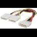 Astrotek 0.2m Molex 5.25 Cable Multicolour