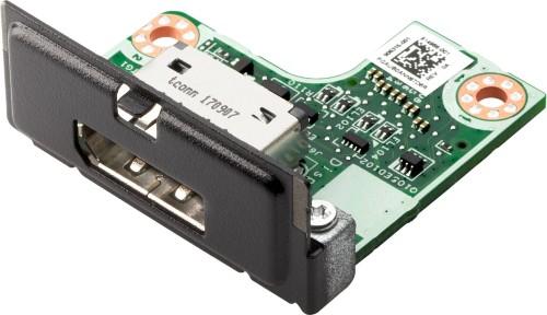 HP 3TK72AA interface cards/adapter DisplayPort Internal