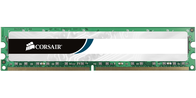 Corsair VS2GB800D2G 2GB DDR2 800MHz memory module