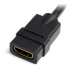 StarTech.com 6in High Speed HDMI Port Saver Cable M/F - Ultra HD 4k x 2k HDMI Cable HDMIEXTAA6IN
