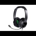 Turtle Beach Ear Force XO One Binaural Head-band Black, Green headset