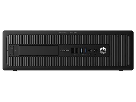 HP EliteDesk 800 G1 SFF C8N26AV Core i7-4770 4GB 500GB DVDRW Win 7 Pro Black