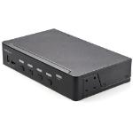 StarTech.com SV431HU34K6 KVM switch Black