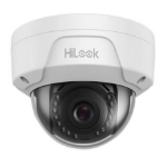 Hikvision Digital Technology IPC-D120 IP security camera Indoor & outdoor Dome Black, White security camera