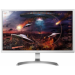 "LG 27UD59-W 27"" 4K Ultra HD IPS Silver, White Flat computer monitor LED display"