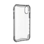 "Urban Armor Gear Plyo mobile phone case 15.5 cm (6.1"") Cover Transparent"