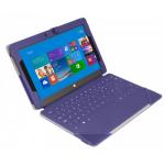 Urban Factory Elegant Folio Case for Microsoft Surface 2, Purple