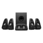 Logitech Z506 5.1channels 75W Black speaker set