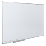 Magiboards (1500mm x 1200mm) Super Saver Magnetic Steel Whiteboard with Corner Fixing DD