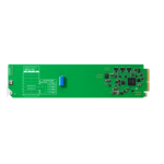 Blackmagic Design OpenGear Converter SDI to Audio