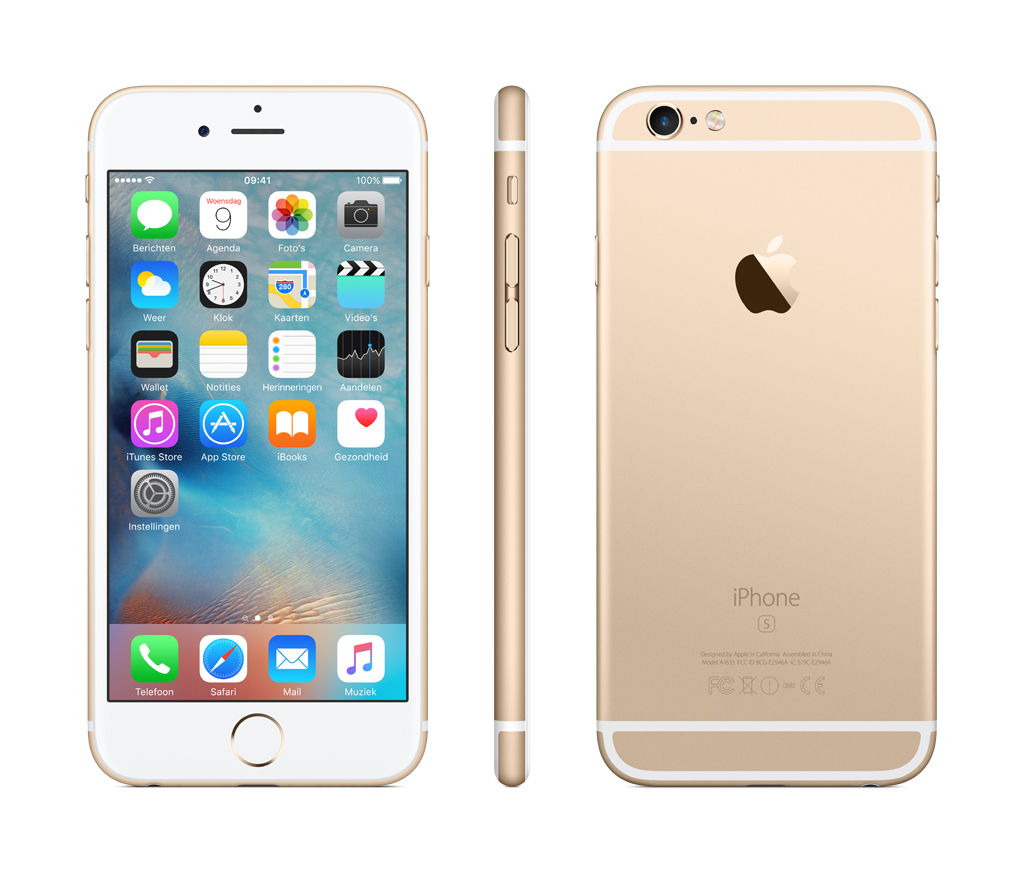 iphone 6s stock apple iphone 6s 11 9 cm 4 7 quot 128 gb single sim 4g gold 3473