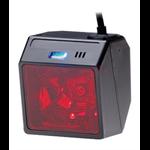 Honeywell Quantum 3480 Fixed bar code reader 1D Laser Black
