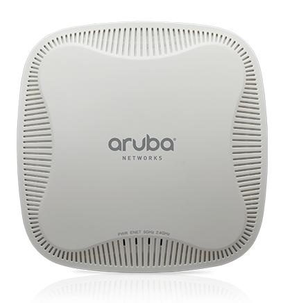 Aruba, a Hewlett Packard Enterprise company AP-103 300Mbit/s Power over Ethernet (PoE) White WLAN access point