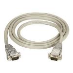 "Black Box EDN12H-0025-MM serial cable Beige 299.2"" (7.6 m) DB9"