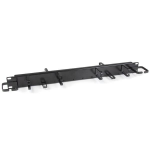 "StarTech.com 1U 19"" Horizontal Cable Management Panel CMPNL1UC"