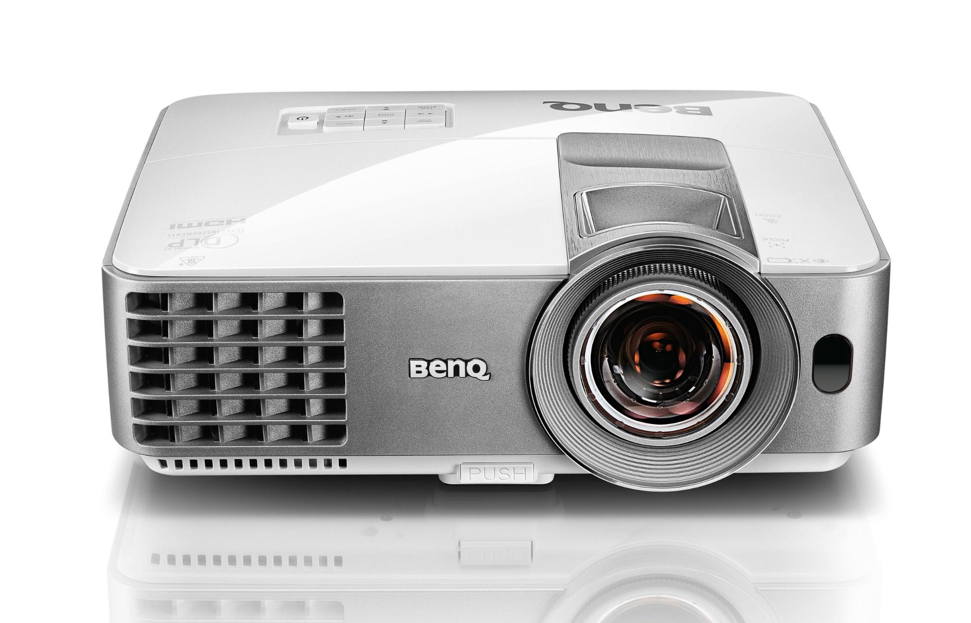 Benq MW632ST Desktop projector 3200ANSI lumens DLP WXGA (1280x800) 3D White data projector
