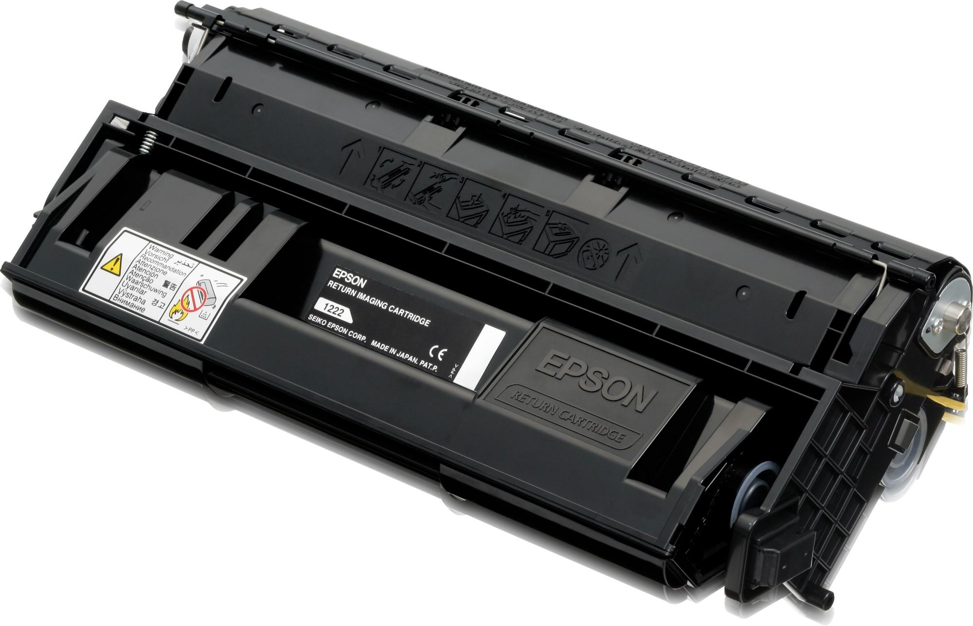 Epson C13S051222 (1222) Toner black, 15K pages