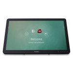 """Viewsonic IFP2410 touch screen monitor 61 cm (24"""") 1920 x 1080 pixels Black Multi-touch Table"""