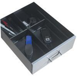 Bisley BY00629 Black desk drawer organizer