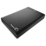 "Seagate 1TB Backup Plus Slim Portable Hard Drive 2.5"" USB3.0 Black - STDR1000200"