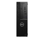 DELL Precision 3430 Intel® Xeon® E-2124G 16 GB DDR4-SDRAM 256 GB SSD Black SFF Workstation
