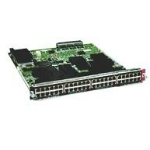 Cisco Module 48p 10/100/1000 ENet RJ45 for Cat 6500 Internal 1Gbit/s network switch component
