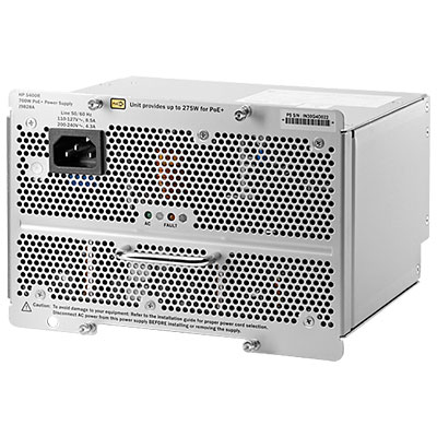 Hewlett Packard Enterprise J9828A network switch component Power supply