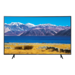 "Samsung UN55TU8300F 54.6"" 4K Ultra HD Smart TV Wi-Fi Black"