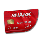 Rockstar Games Grand Theft Auto V: Red Shark Cash Card PC