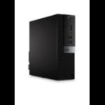 DELL OptiPlex 7040 3.4GHz i7-6700 SFF Black PC