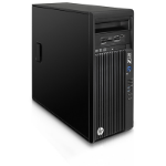 HP Z230 Tower 3.2 GHz 4th gen Intel® Core™ i5 i5-4570 Black Mini Tower Workstation
