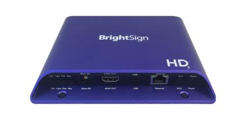 BrightSign HD1023 1920 x 1080pixels Blue digital media player