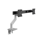 Humanscale M8.1 Display Black,Stainless steel Active holder