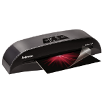Fellowes Calibre A4 Cold/hot laminator 500 mm/min Black