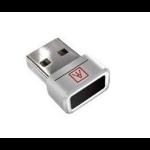 Fujitsu Key.Hello fingerprint reader USB 2.0 Silver
