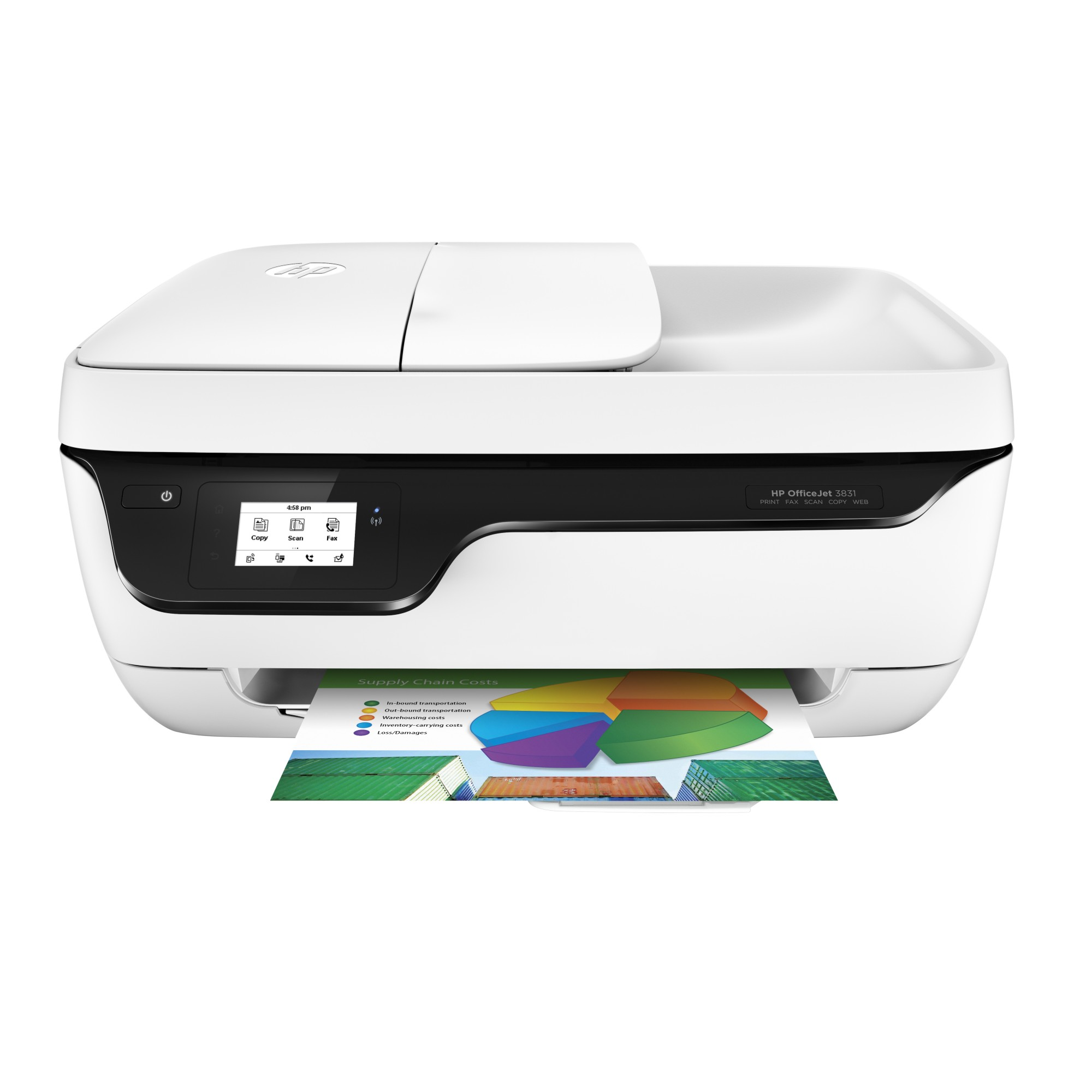 HP OFFICEJET 3831 DRIVER DOWNLOAD (2019)