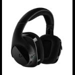 Logitech G G533 Headset Head-band Black