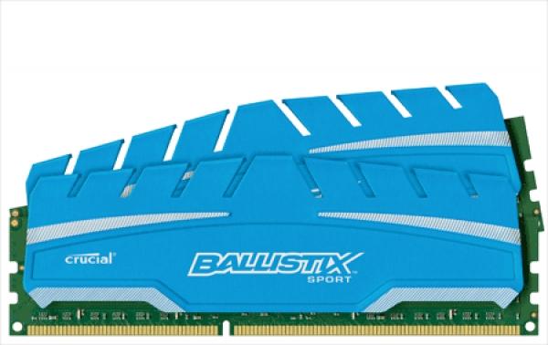 Crucial BLS2C4G3D18ADS3J 8GB DDR3 1866MHz memory module