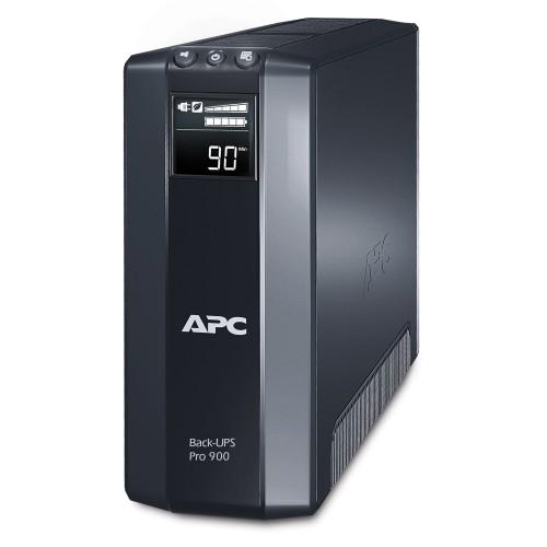 APC Back-UPS Pro uninterruptible power supply (UPS) Line-Interactive 900 VA 540 W 8 AC outlet(s)