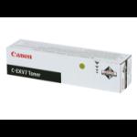 Canon 7814A002 (C-EXV 7) Toner black, 5.3K pages @ 6% coverage, 300gr