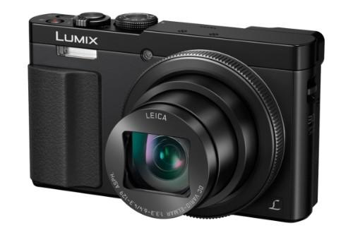 """Panasonic Lumix DMC-TZ70 Compact camera 12.1 MP MOS 4000 x 3000 pixels 1/2.3"""" Black"""