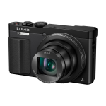 "Panasonic Lumix DMC-TZ70 Compact camera 12.1 MP 1/2.3"" MOS 4000 x 3000 pixels Black"