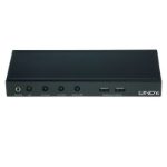 Lindy 39396 KVM switch Black