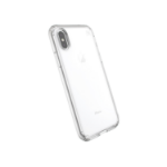 """Speck Presidio Stay Clear mobile phone case 14.7 cm (5.8"""") Cover Transparent"""