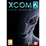 2K XCOM 2 Digital Deluxe Edtion PC Deluxe PC video game