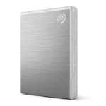 Seagate One Touch STKG1000401 unidad externa de estado sólido 1000 GB Plata