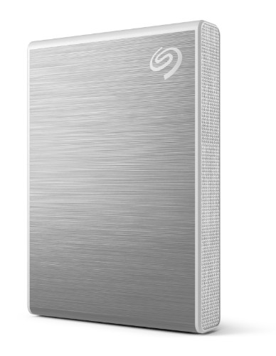 Seagate One Touch STKG1000401 external solid state drive 1000 GB Silver