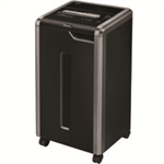 Fellowes 325I paper shredder Confetti shredding 24 cm 60 dB Black