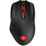 HP OMEN Vector mouse Right-hand RF Wireless+USB Type-A Optical 16000 DPI